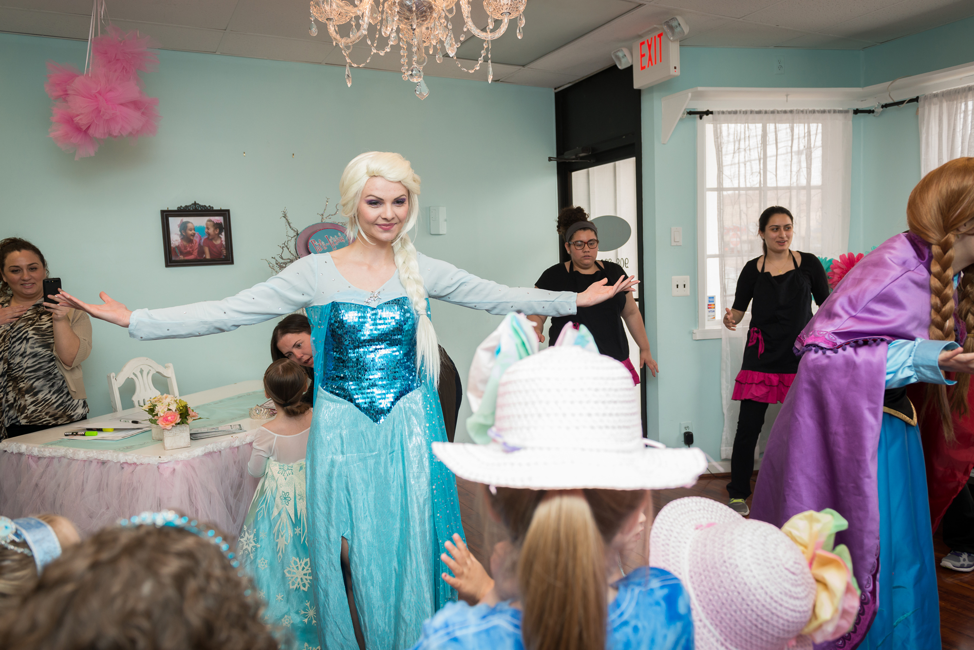 My Fairytale Party - Elsa